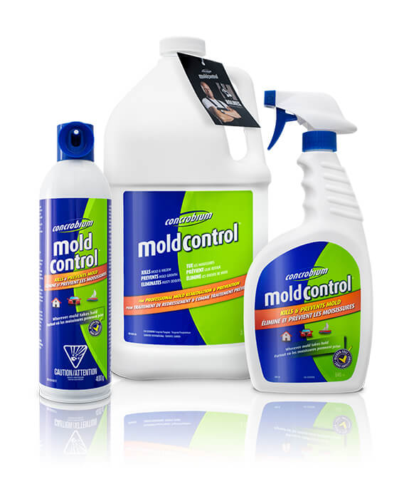 Concrobium Mold Solutions Approved Products