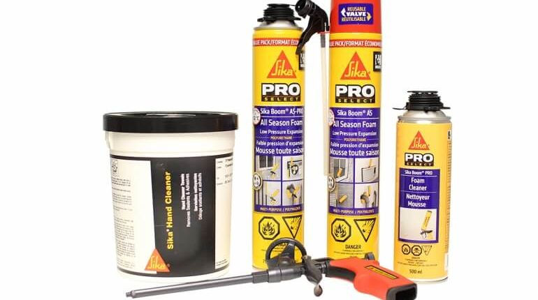 Sika® - Approved Products