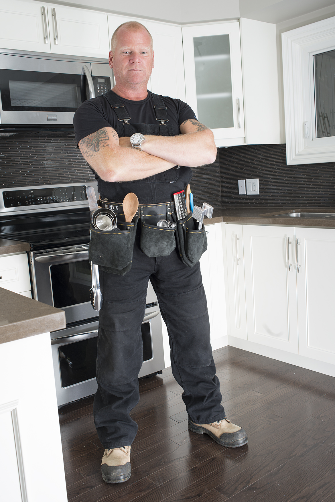 Mike Holmes Oven