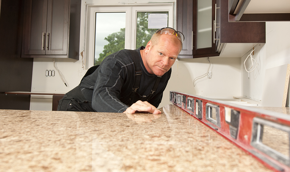 Mike Holmes Countertop