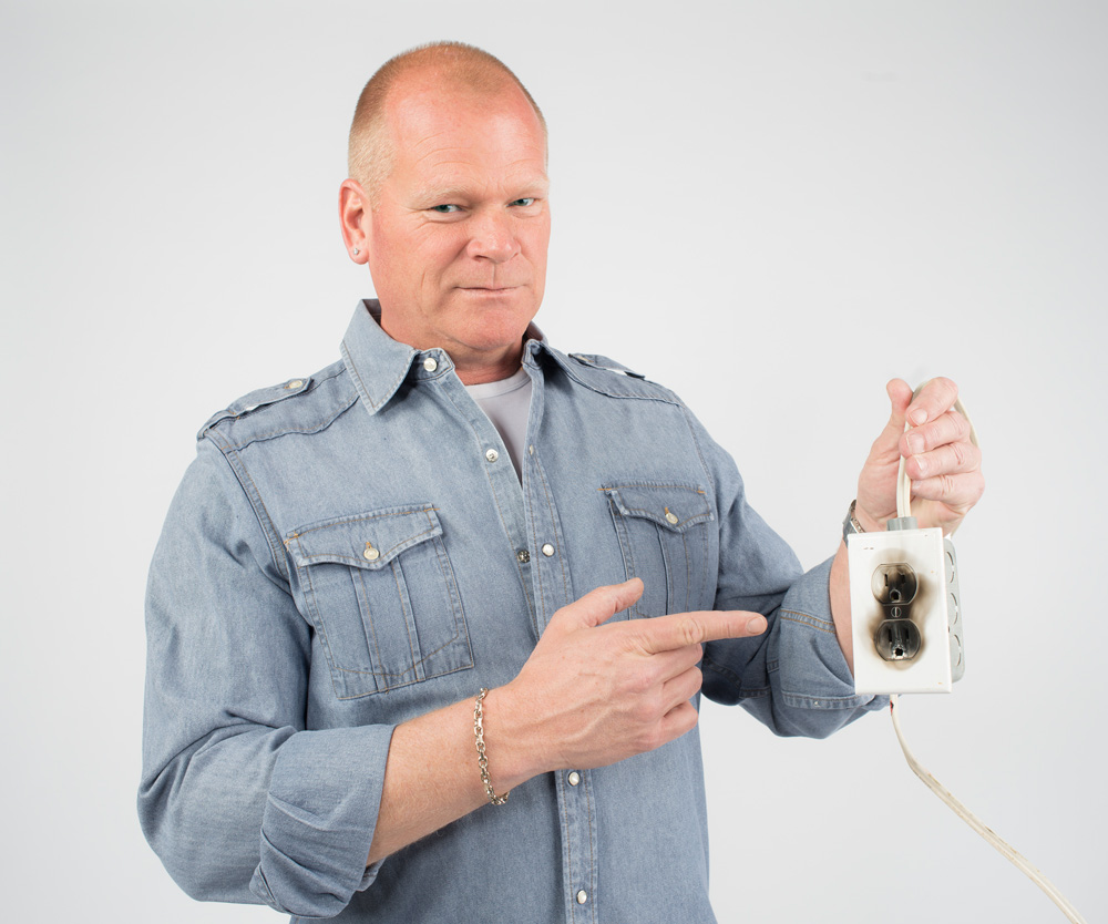 Mike Holmes Electrical Safety