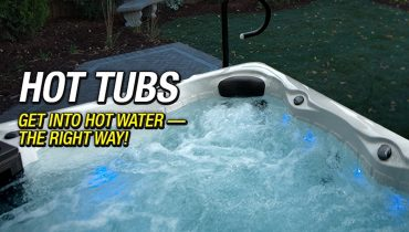 Installing a Hot Tub the right way