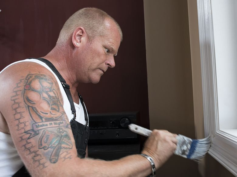 Mike Holmes Paint