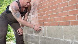 Mike Holmes Analyzing Concrete - Carbicrete