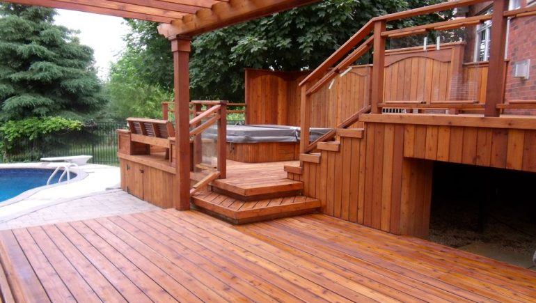 Deck Image - Deck Article - The Wood Surgeon - Restoring and taking care of your outdoor wooden structures