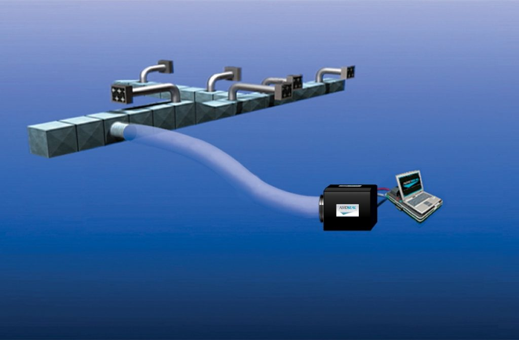Aeroseal - The New Way to Duct Sealing - duct Sealing