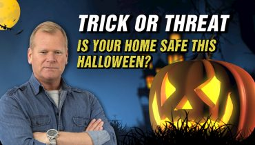 Trick or Threat - Is Your Home Safe This Halloween - Mike's Advice - Make It Right Blog - Featured Image