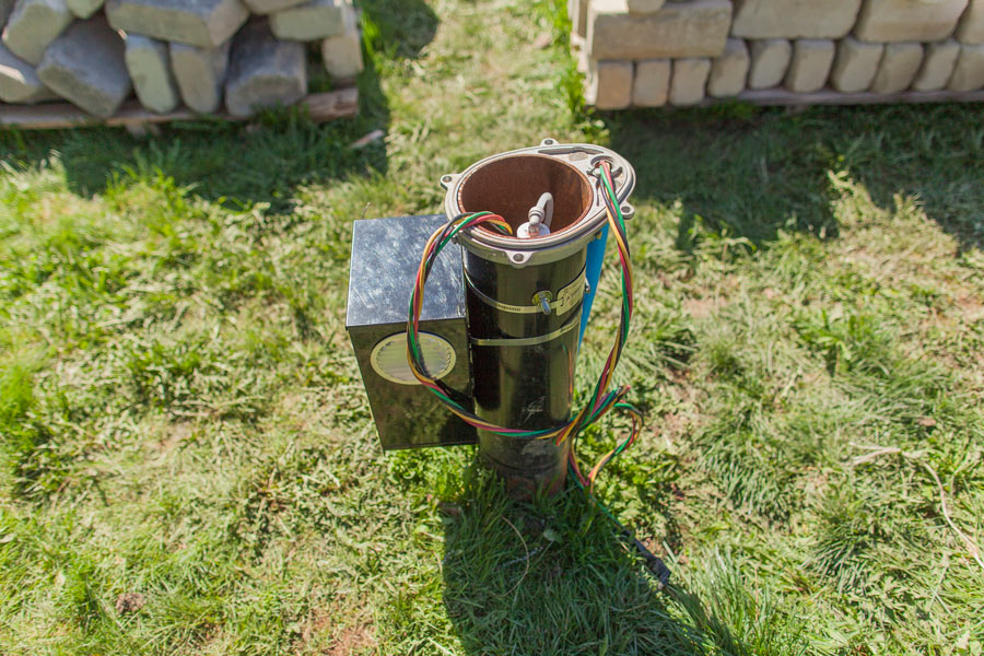 The Airwell - How To Remove Radon From Entering Your Well