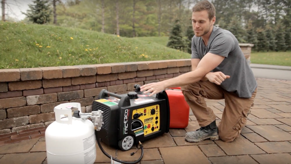 Why you need a backup generator