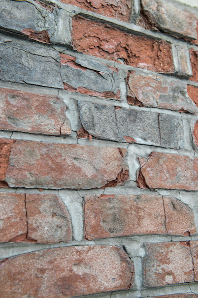 9 New Year's Resolutions for your home in 2019 - brick wall