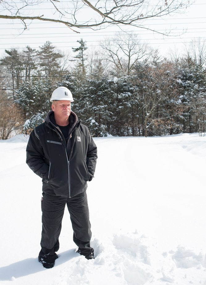 Mike Holmes How to move during winter