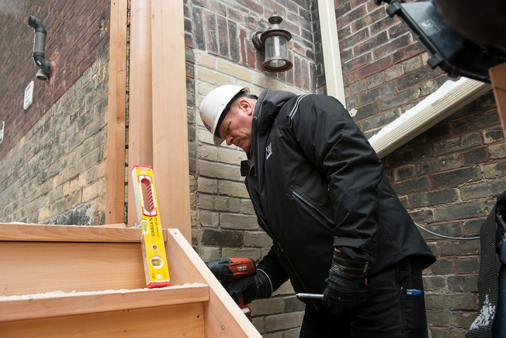 Inspect Your deck Mike Holmes