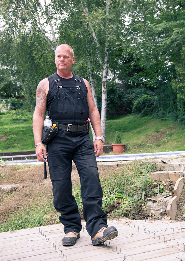 Mike Holmes Landscaping