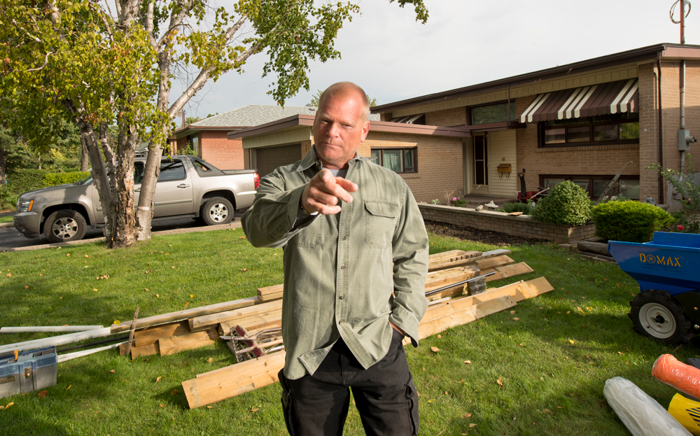 Mike Holmes Fence