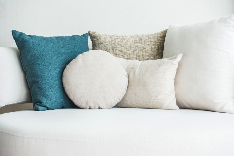 Pillows Top 5 Ways to decor your home