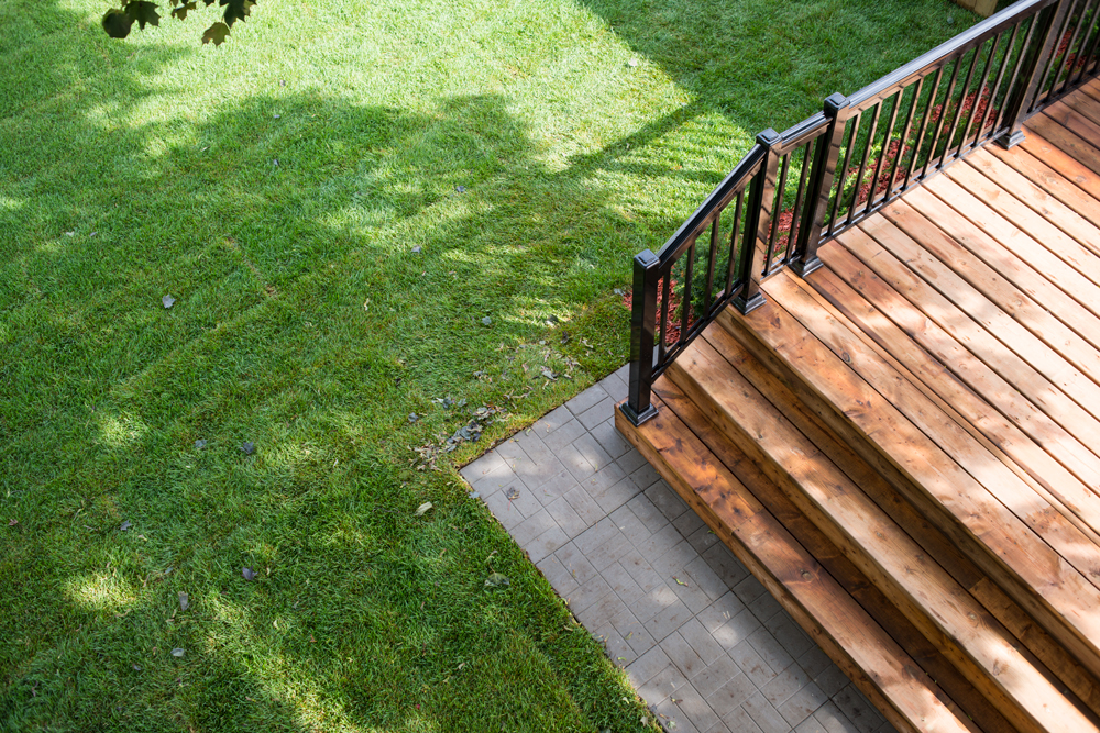 Mike Holmes Stairs
