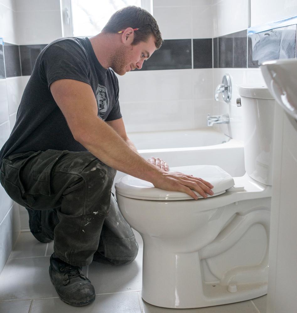 Michael-Toilet