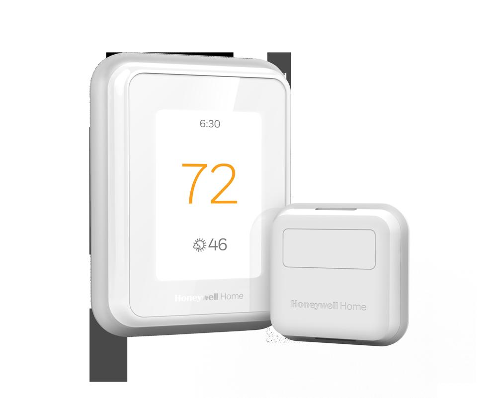 Honeywell-Home-T9,-smart-room-sensor