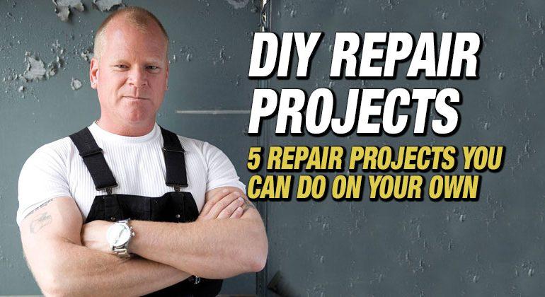 DIY-REPAIR-PROJECTS