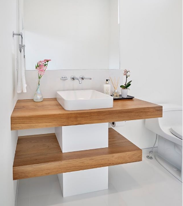 13 Ways To Make Your Small Bathroom Look Bigger Make It Right