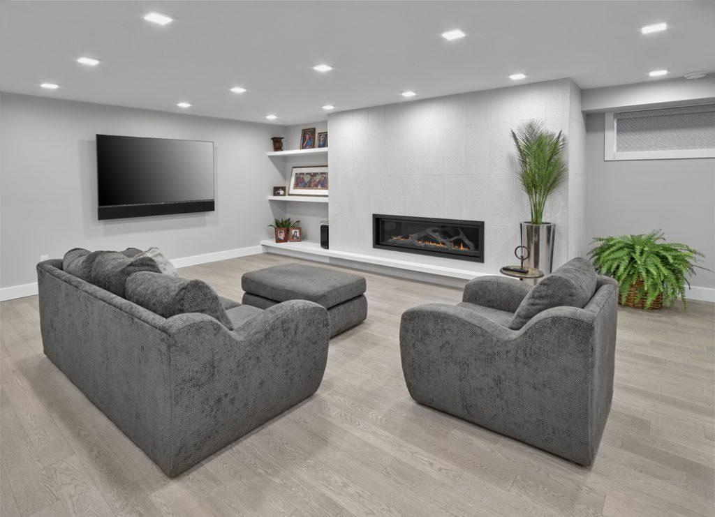 19 Basement Design Ideas To Inspire You, Basement Room Design Ideas